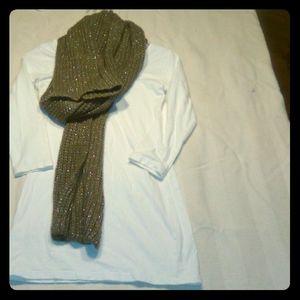 Decree small long waisted shirt